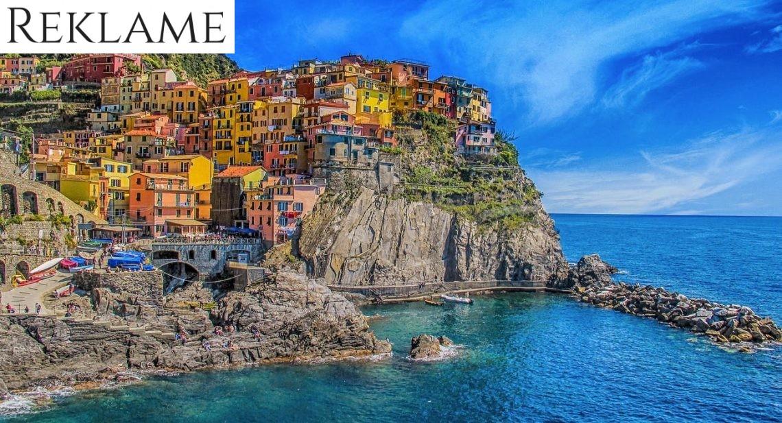 romantisk ferie italien