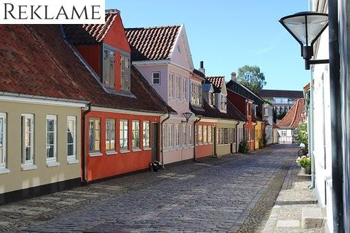 Tag en romantisk tur til eventyrenes by Odense